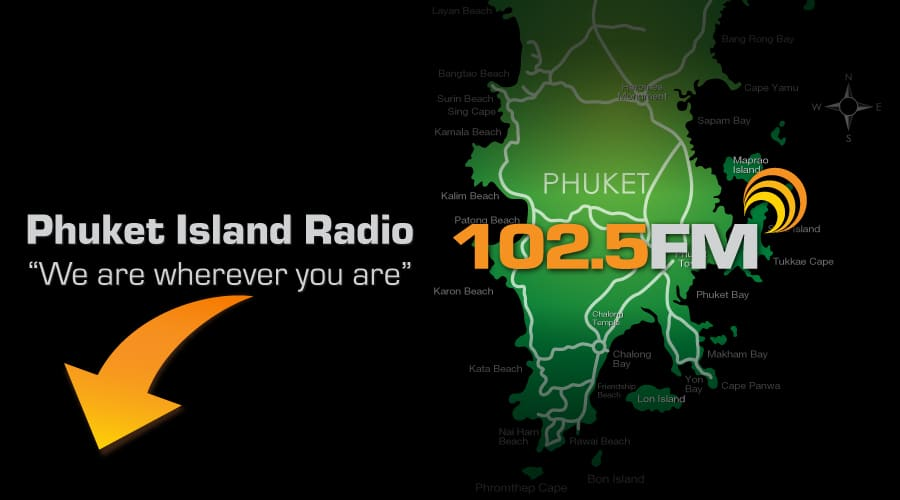 Sunset Sounds Show on 102.5 FM