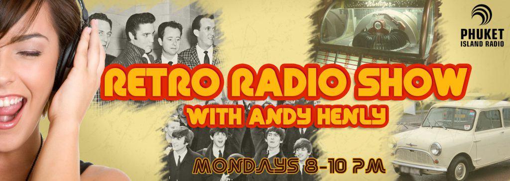 The Retro Radio Show on Phuket FM Radio