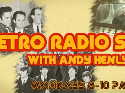 Retro Radio Show with Andy Henly