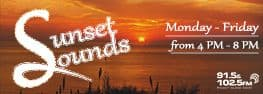 91.5 FM & 102.5 FM Phuket Island Radio Sunset Sounds Radio Show
