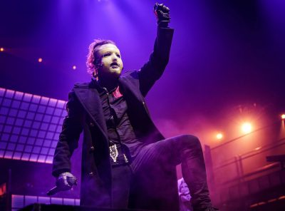 Corey Taylor to Auction Off Guitars for COVID-19 Relief