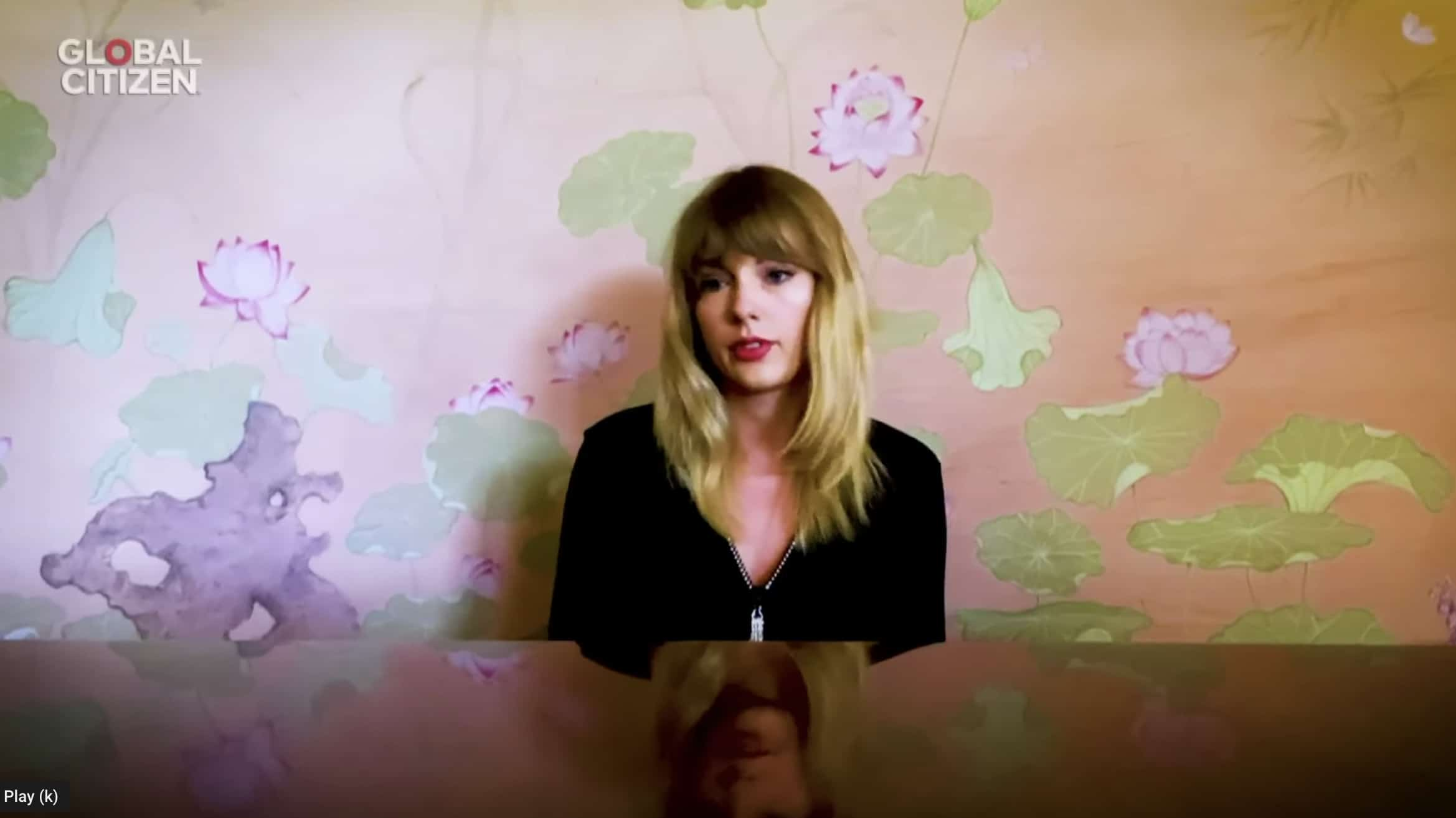 Taylor Swift 'Soon You'll Get Better'