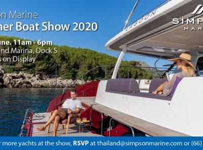 "Simpson Marine Summer Boat Show ""Celebrate Summertime"""