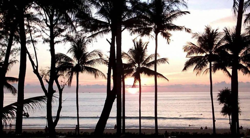 Friday weather in Phuket