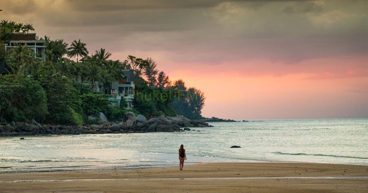Phuket Weather the week ahead