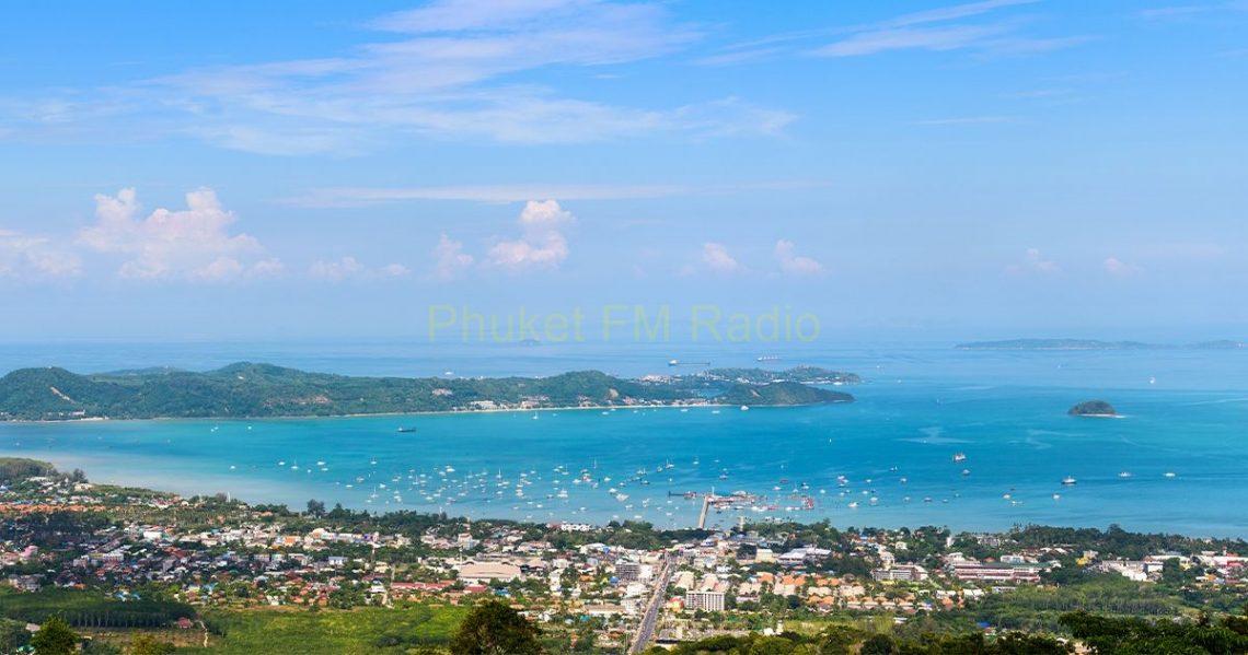 Phuket weather August