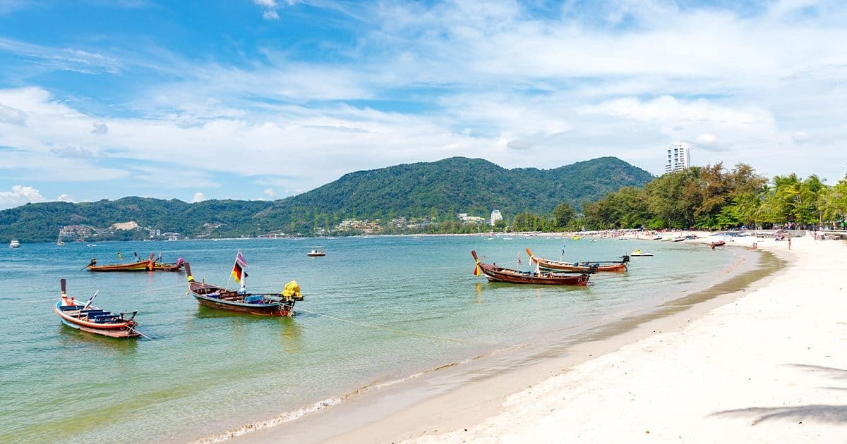 Phuket in November