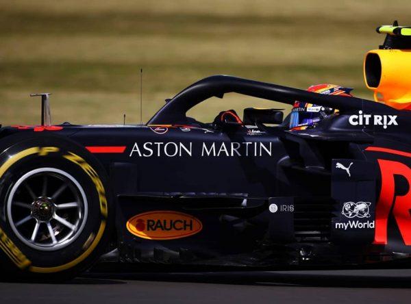 Alexander Albon Thai F1 Driver Pictures