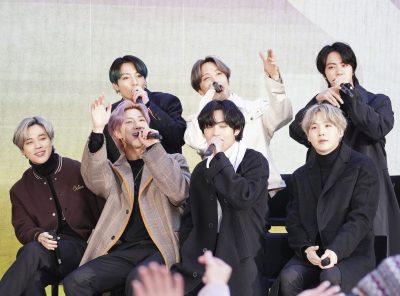 BTS Break the Silence Film