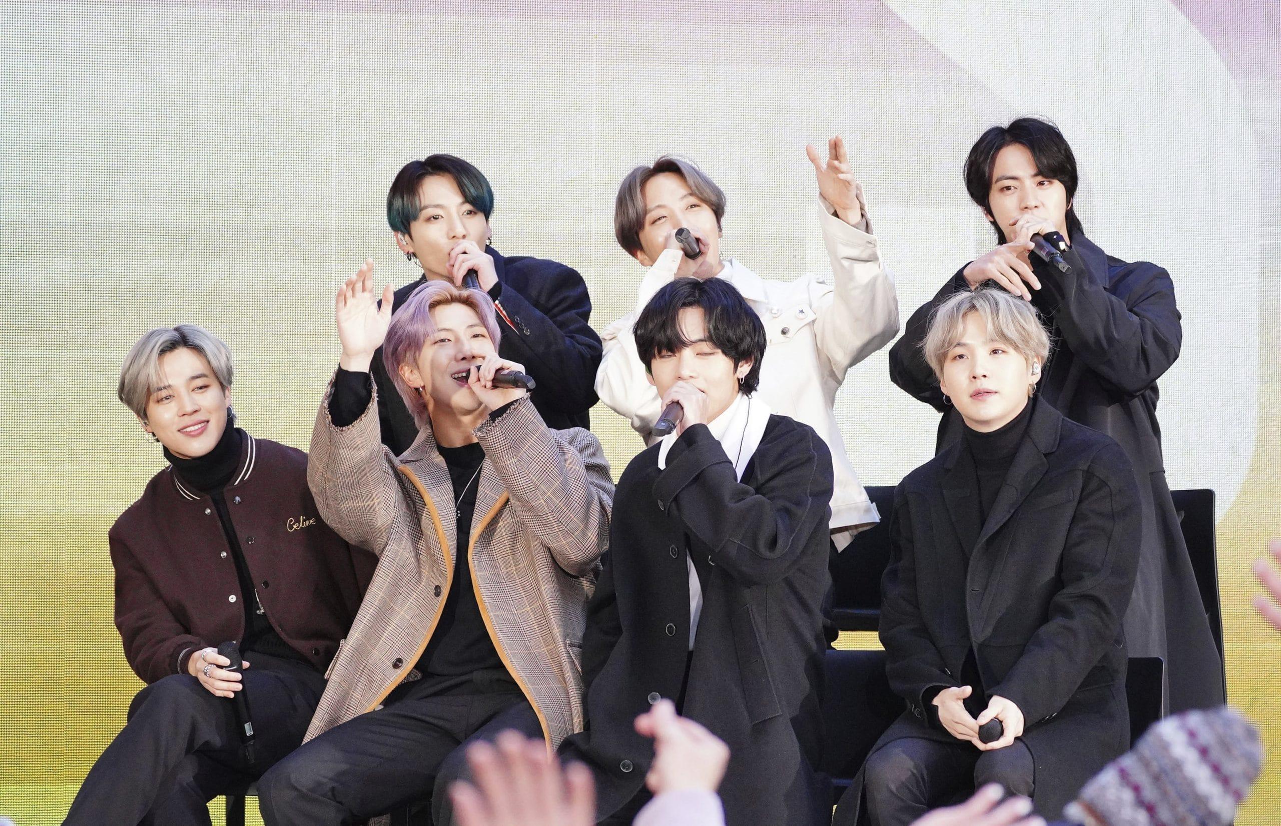 BTS Break the Silence