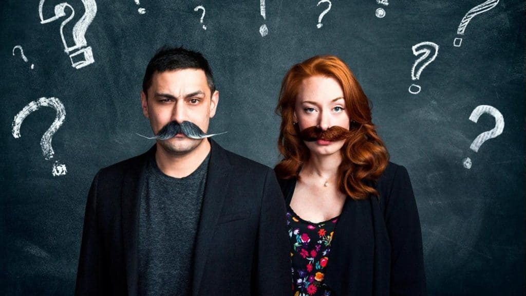 Hannah Fry and Adam Rutherford investigate everyday mysteries sent by listeners 1024x576 1