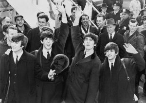 The Beatles in America 300x212 1