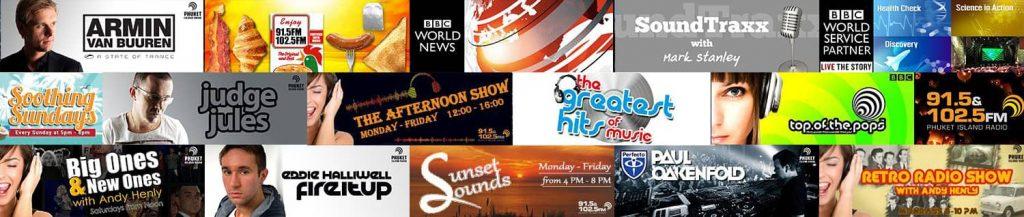 Phuket Radio Shows
