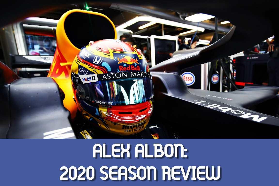 Albon, Red Bull, F1 2020 season recap