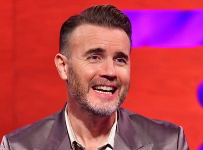Gary Barlow on Top of the Pops