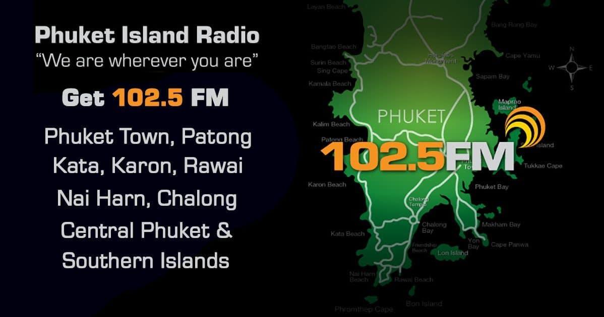 Get 102.5 FM radio advertising