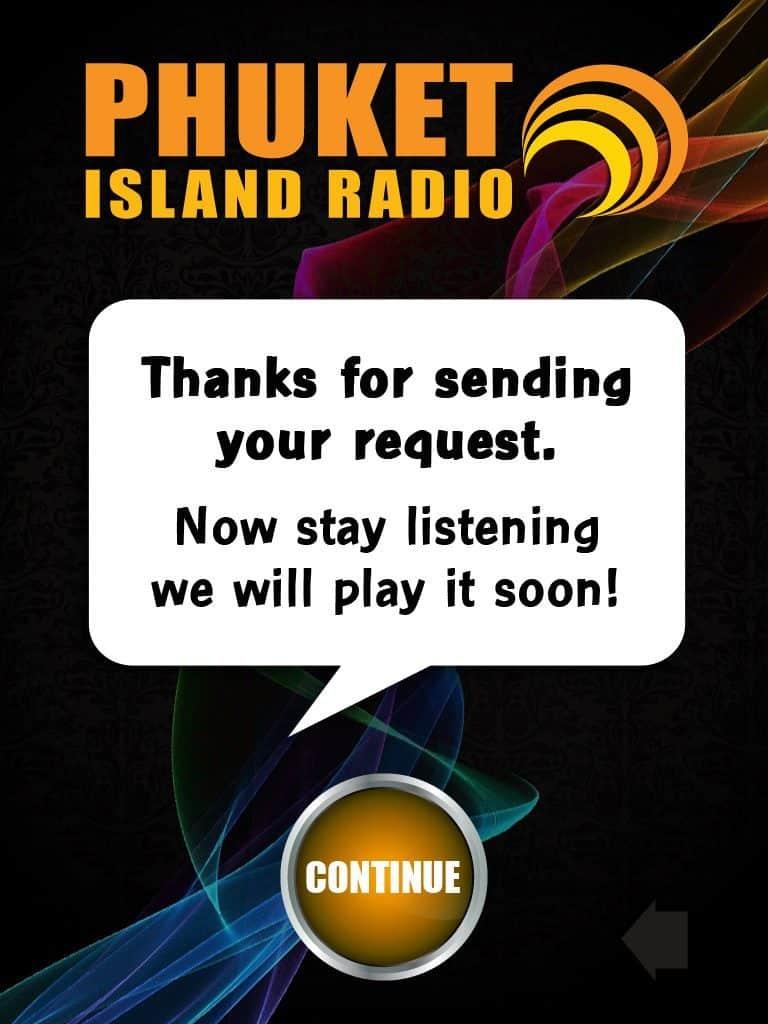 Phuket FM Radio mobile apps