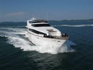 Celebrity Yacht