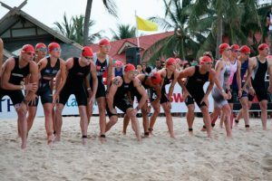 The Pain Of Triathlon