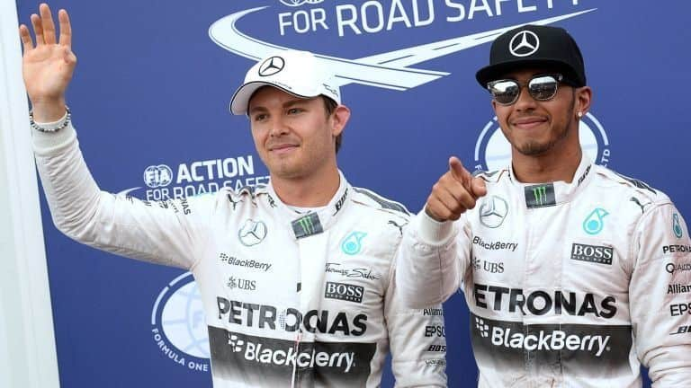 Lewis Hamilton Gets Pole