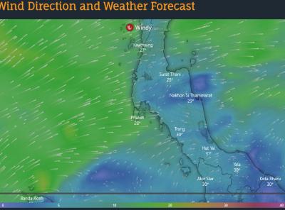 Phuket Weather Radar (live) Phuket Weather