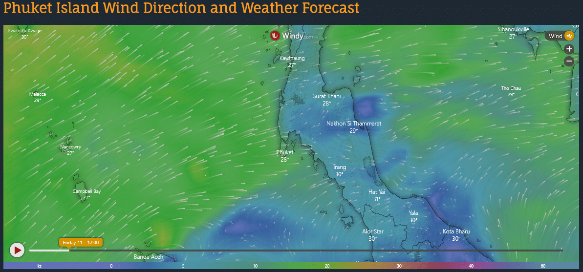 Phuket Weather Radar