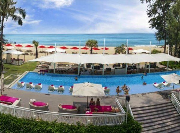 Xana Beach Club Laguna Phuket