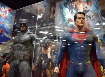 Is Hollywood Sold Out On Superheroes?