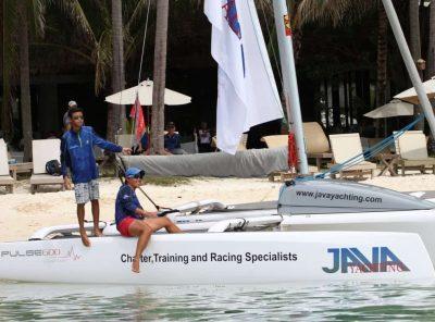 Java Yachting it's plain sailing!