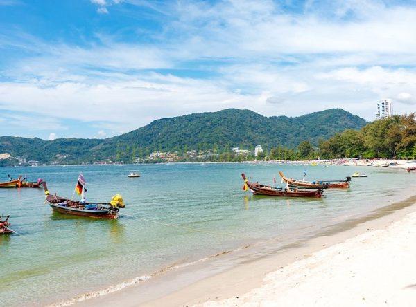 Phuket Weather in November