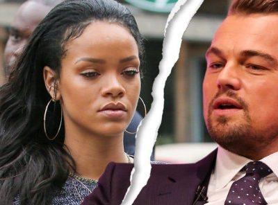 Leonardo DiCaprio Sues Magazine-Rihanna Baby Story