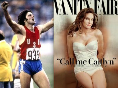 Bruce Jenner-Caitlyn Jenner, Vanity Fair