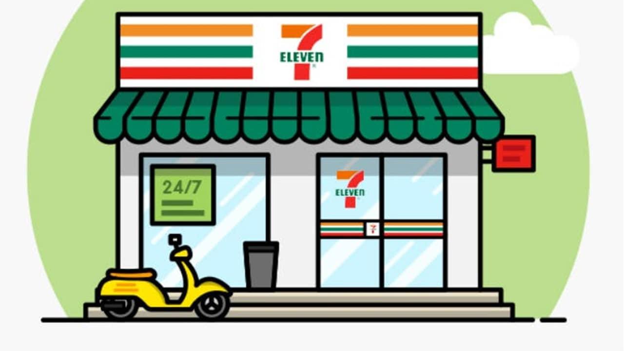 7-Eleven in Phuket