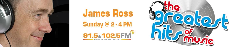 James Ross Radio Presenter