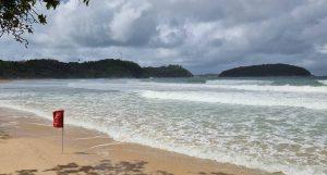 Weekend weather for Phuket