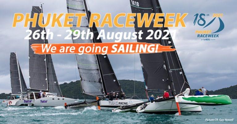 Phuket Raceweek 3 days of fun sailing