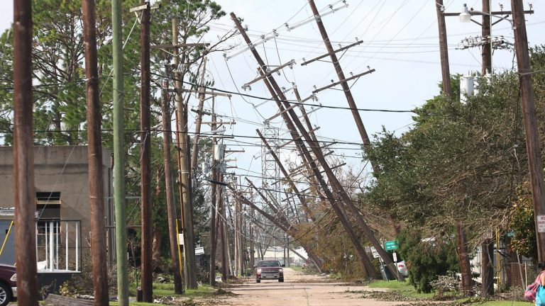 Hurricane -Ida and Katrina