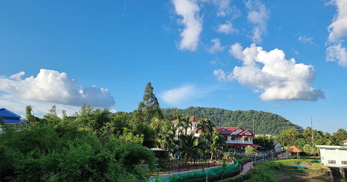 Monday weather in Phuket