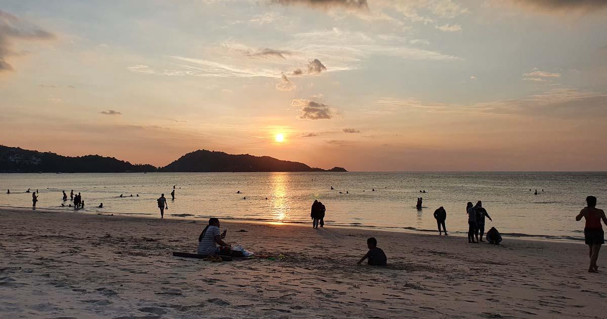 October in Phuket