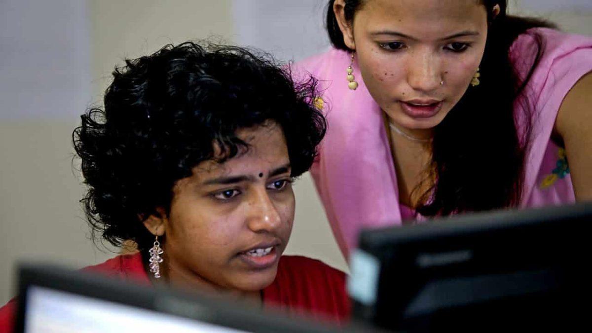 The digital gender gap