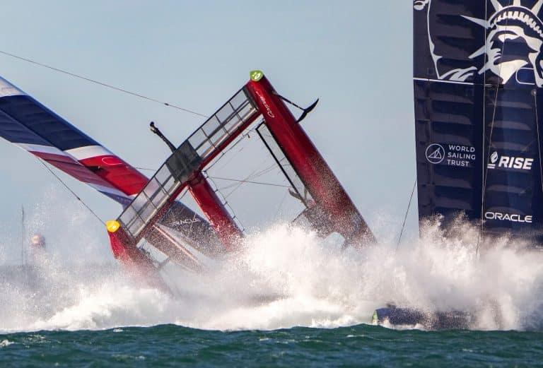 Sail GP – Cadiz Spain